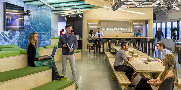 Boston Consulting Group West Coast Headquarters in Manhattan Beach, CA by R&A
