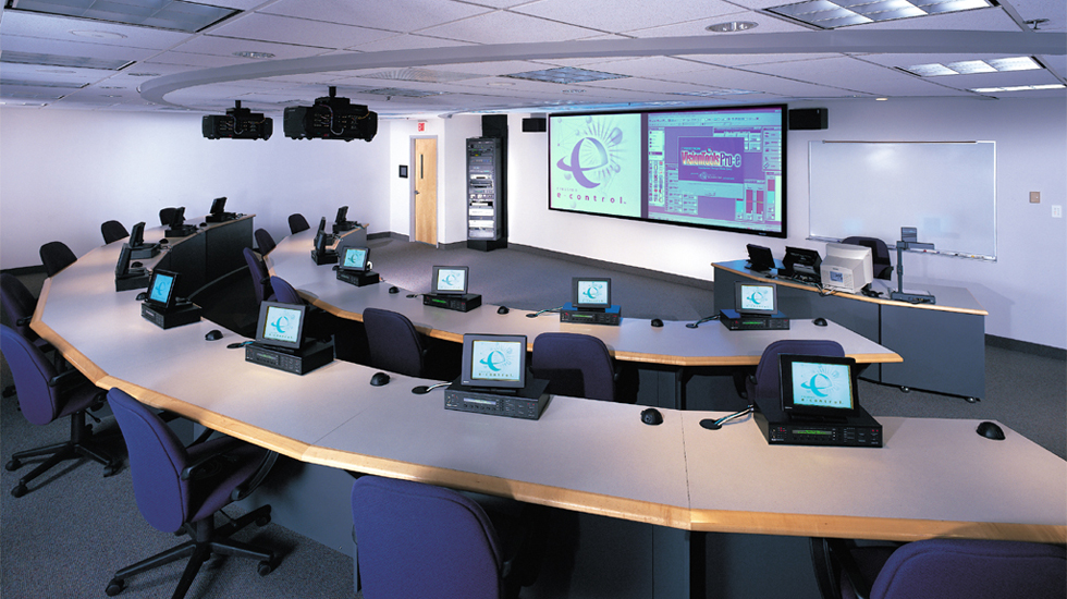 New Jersey Training Rooms