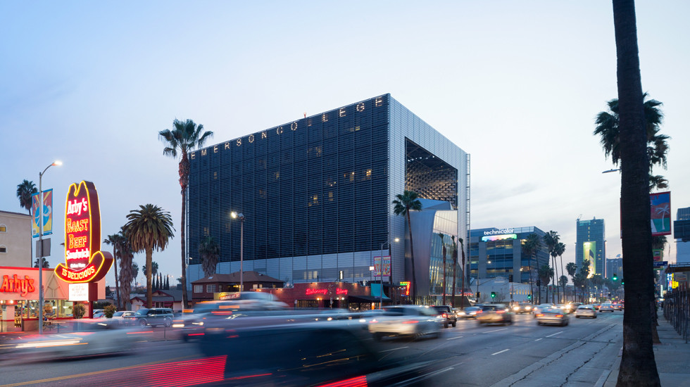 Emerson College Los Angeles >> Emerson College Los Angeles Waveguide