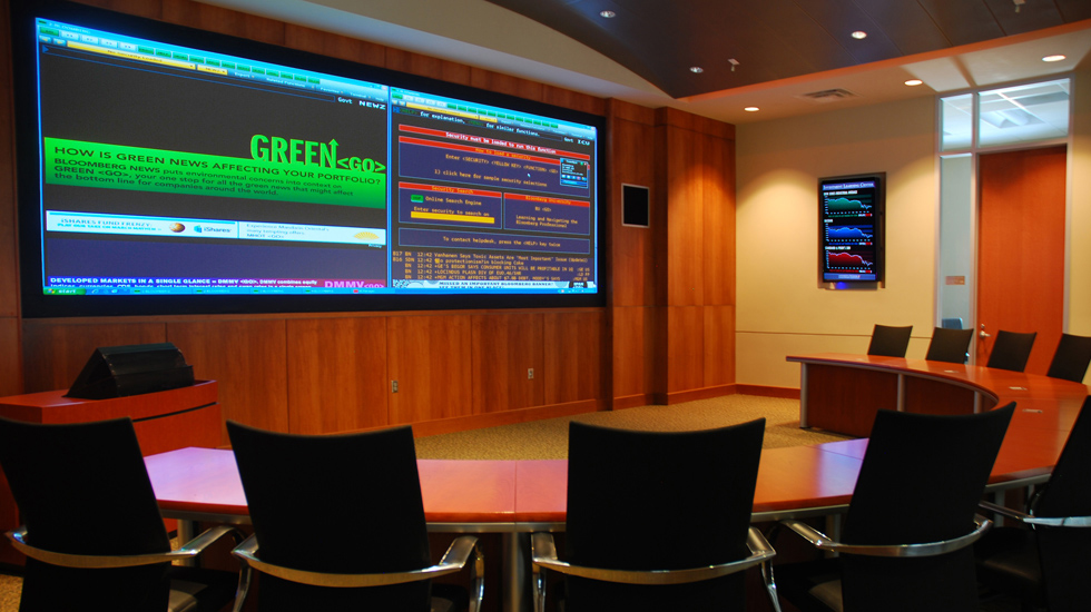 Collaborative Classroom Technology ~ University of tennessee haslam college business