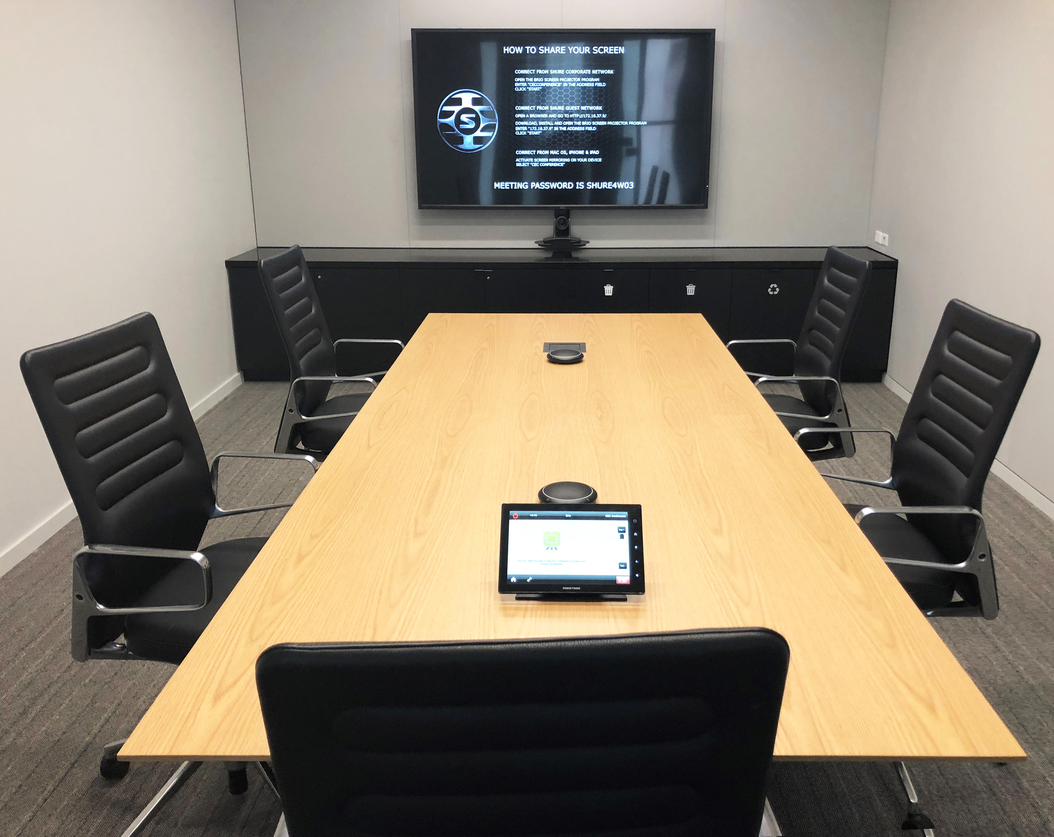 City center office spacejpg Carr Workplaces Shure Incorporateds New 35000squarefoot Chicago City Center Office Space Features An Exciting Customer Experience Center And Room For 150 Sales Postsells Shure Incorporated Chicago City Center Waveguide