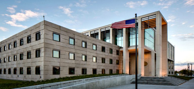 General Services Administration (GSA) Billings Federal Courthouse