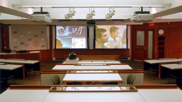 Massachusetts Institute of Technology Distance Learning Facilities