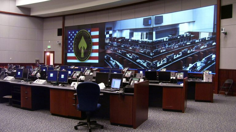 MacDill Air Force Base Special Operations Command & Control Headquarters